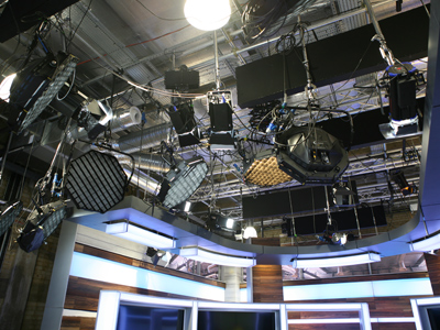Marjan TV Studios, London